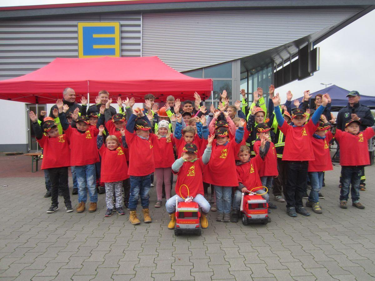Aktionstag Feuerwehrmettwurst